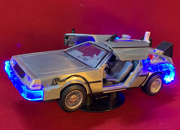 Delorean Back to the  future Time Machine (volver al Futuro)