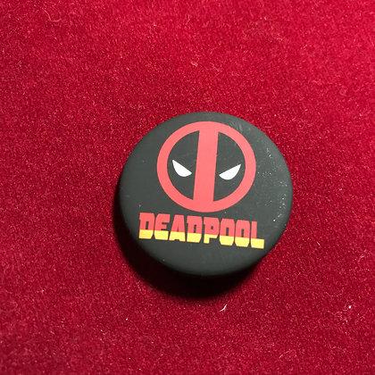 Botón Deadpool
