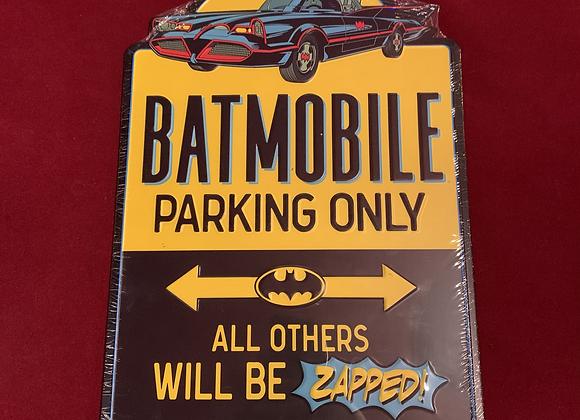 Placa Batman importada