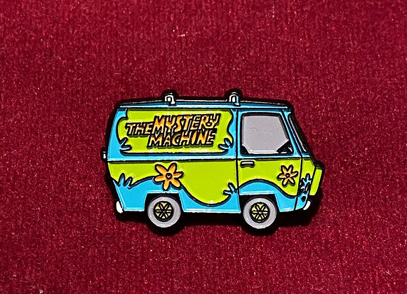 Pin The Mystery Machine