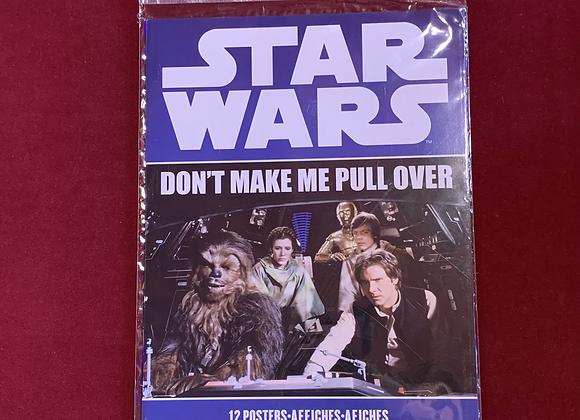 Set de Posters x 12 Star Wars
