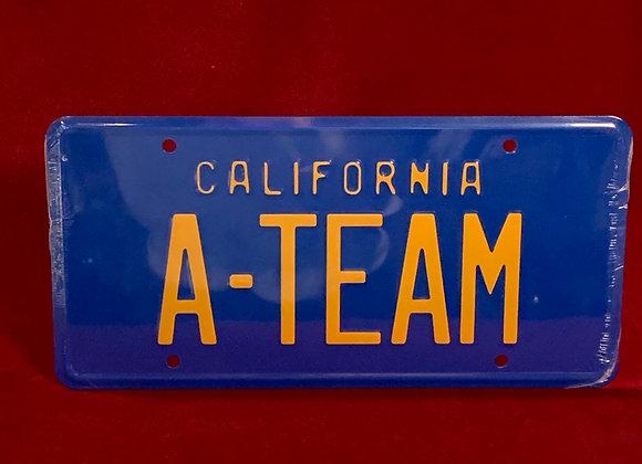 Placa The A Team (los magnificos)