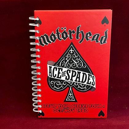 Cuaderno Motörhead