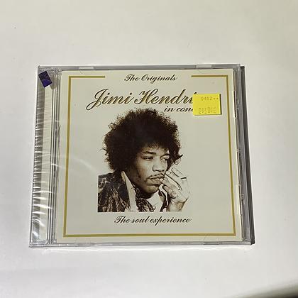 Cd Jimi Hendrix In Concert (usado)