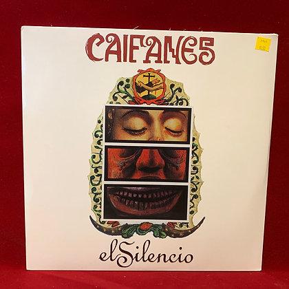 Vinilo Caifanes El silencio (picture)