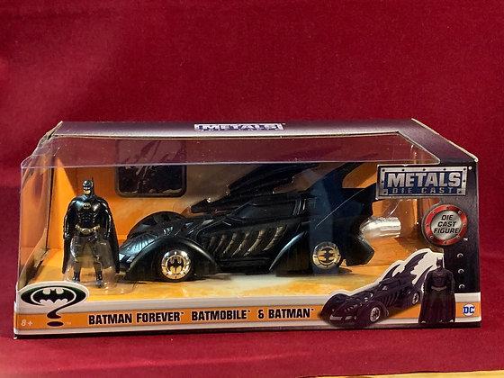 Batmobile forever 1:24