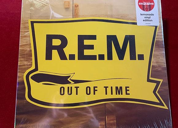 Vinilo R.E.M. color