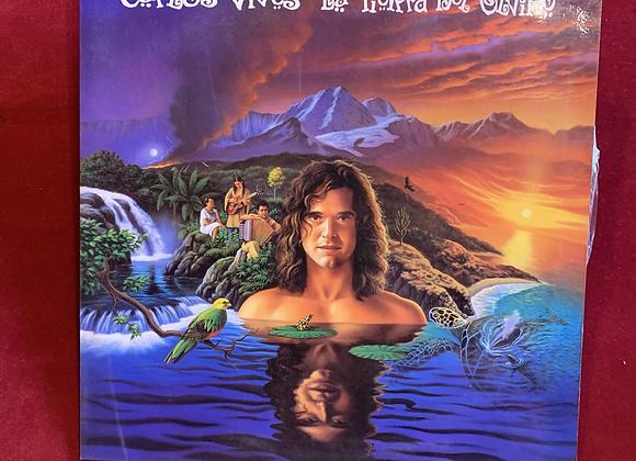 Vinilo Carlos Vives La tierra del Olvido
