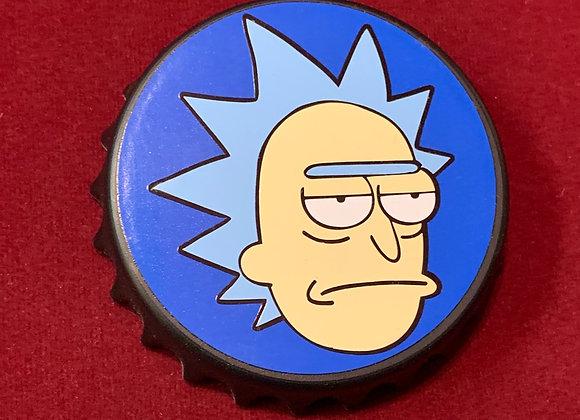 Magnético y Destapador Rick and Morty