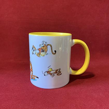 Mug Calvin and Hoppes
