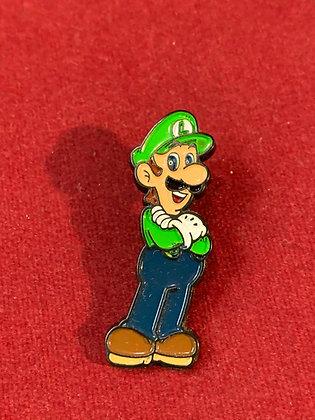 Pin Luigi