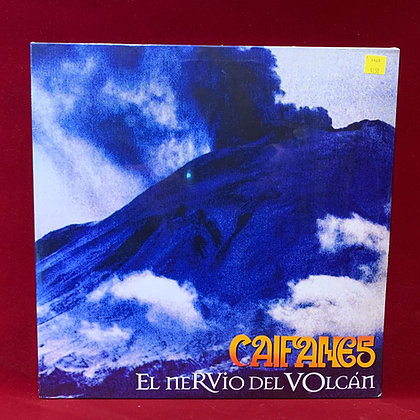Vinilo Caifanes El nervio del volcán (picture )