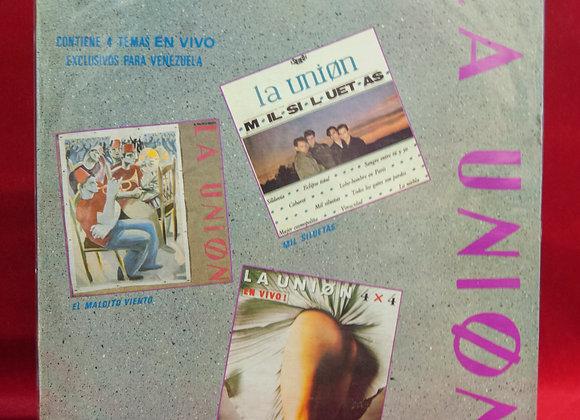 Vinilo La Unión antologia