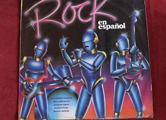 Vinilo Rock en Español