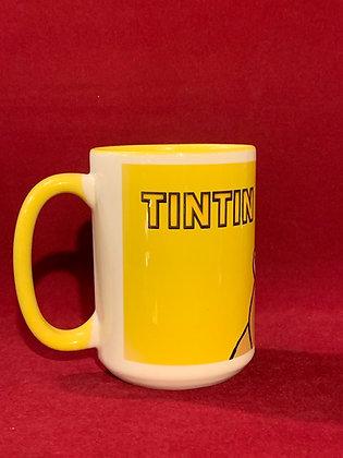 Mug Tintin 15 onz