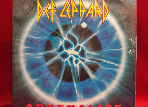 Vinilo Def Leppard Adrenalize