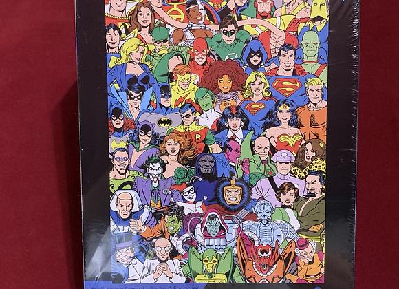 Rompecabezas dc comics heroes y villanos