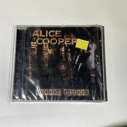 Cd Alice Cooper Brutal Planet (usado)