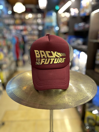 Gorra Back to the Future ( volver al Futuro )