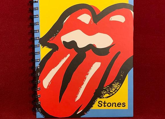Cuaderno Rolling Stones