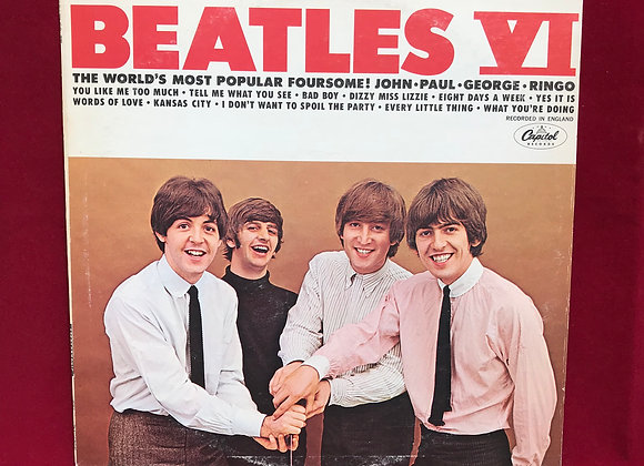 The Beatles ( Beatles vi)