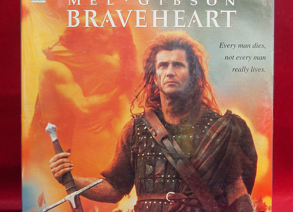 Brave Heart ( Laser Disc)