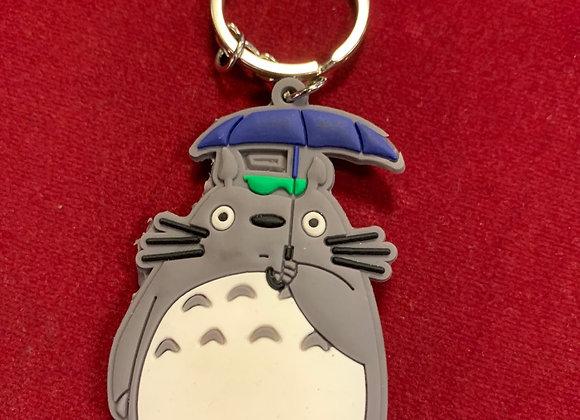Llavero Totoro Goma