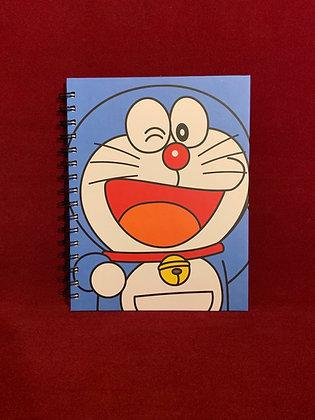 Cuaderno Doraemon