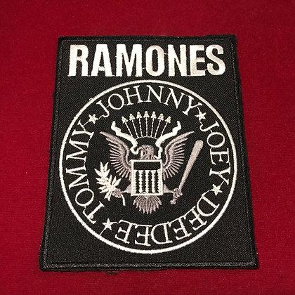 Parche Ramones