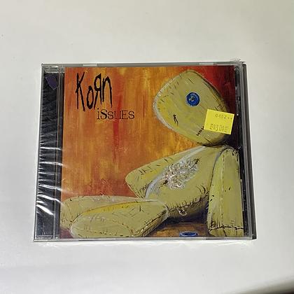 Cd Korn Issues (usado)