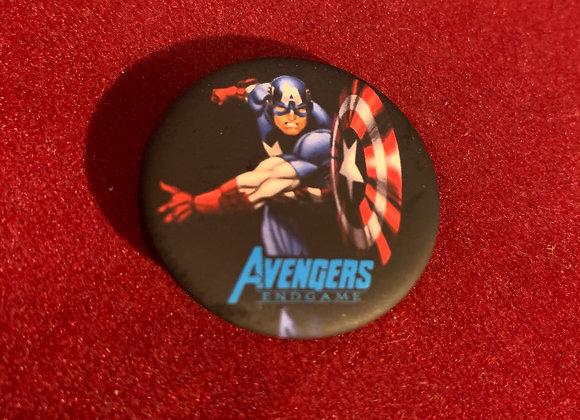 Botón Avengers