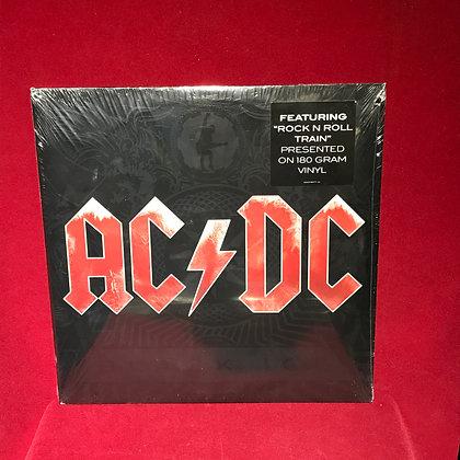 Ac - DC black ice ( nuevo) 2 lps