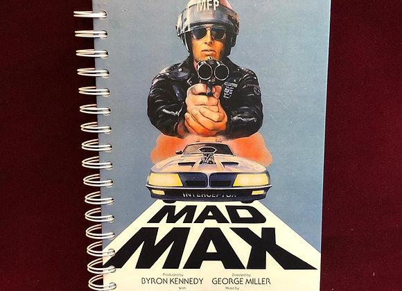 Cuaderno Mad Max