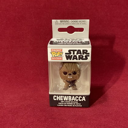 Llavero Chewbacca Star Wars pop