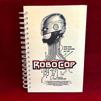 Cuaderno Robocop