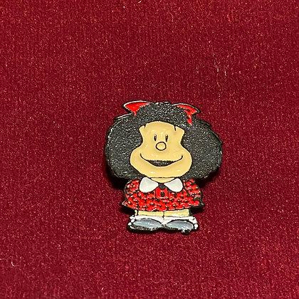 Pin Mafalda