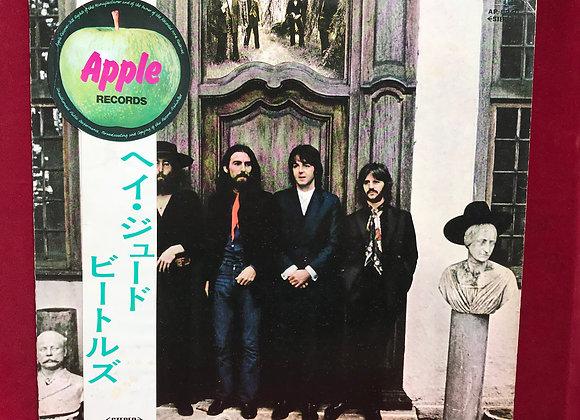 The Beatles hey Jude (Japón )