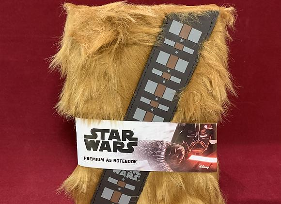 Libreta chew Star Wars A5