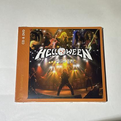 Cd  + Dvd Helloween High live
