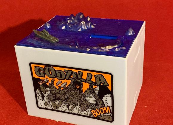 Alcancia Godzilla