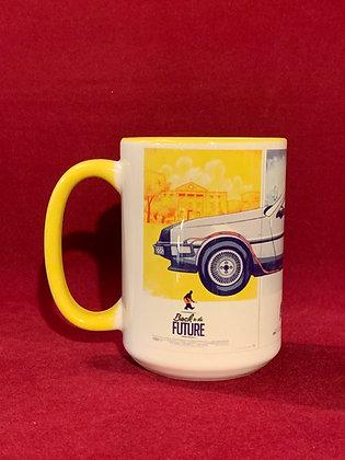 Mug Back to the Future (volver al futuro)15 onz