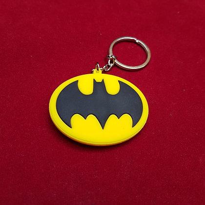 Llavero Batman Logo Goma
