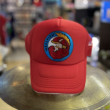 Gorra Hell Fish The Simpsons