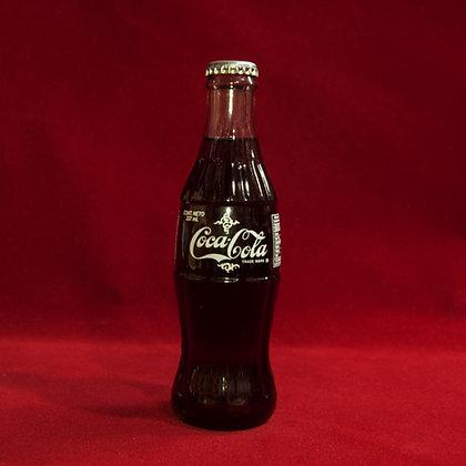 Botella Coca-Cola 80 años Ecuador