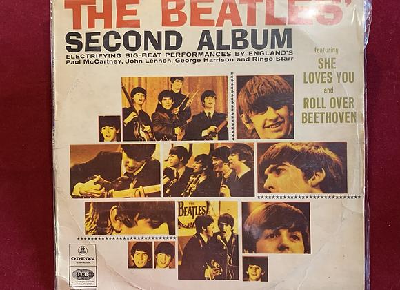 Vinilo The Beatles Second Album