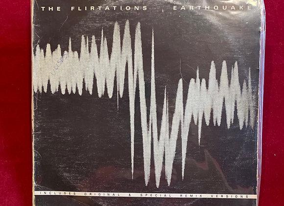 The Flirtations Earthquake