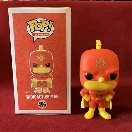 Funko Radioactive Man The Simpson