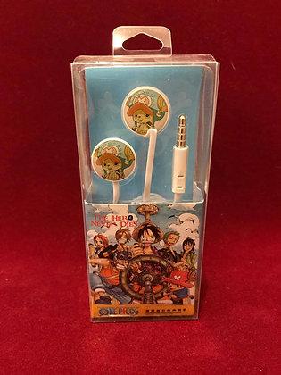 Audifonos de Tony Tony Chopper (One Piece)
