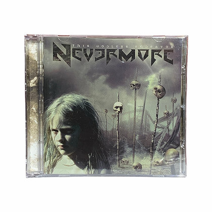 Cd Nevermore This Godless Endeavor
