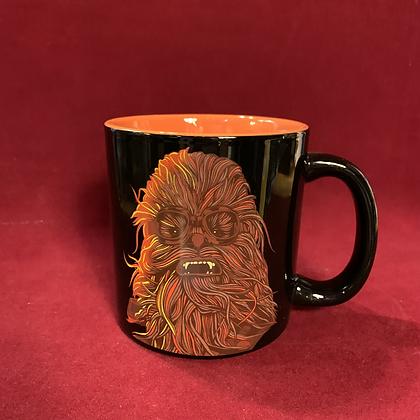 Mug Chewie 20 onz Star Wars